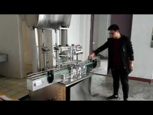 化粧品充填機、自動ピストンペースト液体石鹸充填機