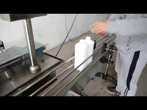経済的な自動ピストンエンジンオイル瓶詰め充填機