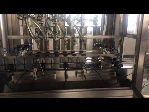 高精度5Lモーターオイルはびんの注入口の充填機に油を差します