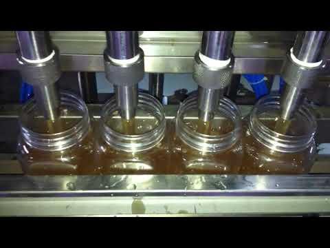 工場直販全自動液体洗剤ボトル充填機