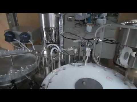 自動スターホイール電子タバコ充填機