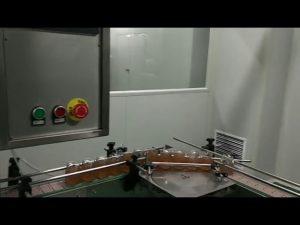 自動フルーツジャムボトルジャーパスタソース洗浄充填キャッピングラベリングマシン