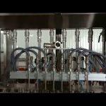工場直販リニアピストン液体ソーススパイスボトル充填キャッピングマシン