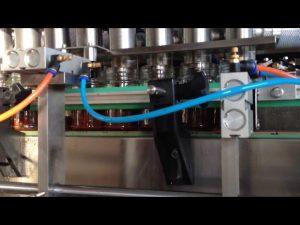 自動チョコレートピーナッツバタートマトソース充填機