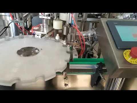 中国卸売酸ボトル液体充填機