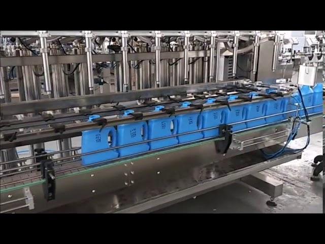 自動手消毒液液体石鹸フィラーマシンピストンボトル充填機