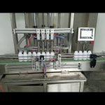 液体石鹸、ボディローション、シャンプー用の自動粘性液体ペーストボトル充填機