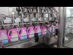 自動食用油、オリーブオイル、洗剤ボトルシャンプーボトル充填機