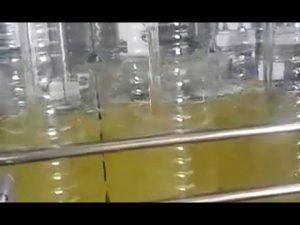 自動ボトル充填食用油包装機